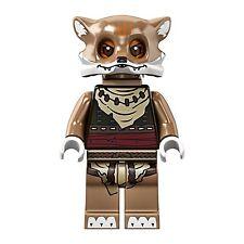 Lego FURTY fox minifigure from set 70111 loc046 Legends of Chima #BRAND NEW#