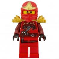 Lego Kai ZX 9561 9441 9449 with Armor Ninjago Minifigure