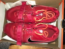NIKE Romaleos 2 Sise 10.5 used , but practically brand new