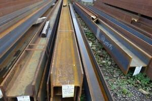 6 Mtrs 254 x 254 x 73 Universal Steel Column