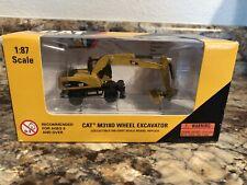 NORSCOT #55177   Caterpillar M318D Excavator  1/87 Scale