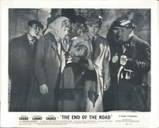END OF THE ROAD FINLAY CURRIE NAOMI CHANCE LOBBY CARD