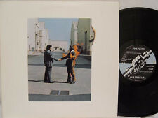 PINK FLOYD - Wish You Were Here LP (2nd US issue on COLUMBIA, w/Inner)