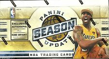 2009-10 Season Update Factory Sealed Basketball Hobby Box   CURRY GRIFFIN AUTO ?