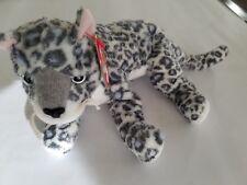 Ty Beanie Baby Sundar the Snow Leopard (TY Store WWF) MWMT