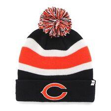 Bridgestone Golf NFL Winter Cap BEANIE Toboggan CHICAGO BEARS Unisex NEW