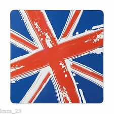 Summer BBQ Dinner Tablemat Placemats  Union Jack Design Pack of 8