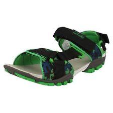 Sandales noires pour garçon de 2 à 16 ans pointure 33