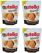 N. 4 NUTELLA BISCUITS da 304gr - BISCOTTI DAL CUORE CREMOSO
