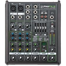 Mackie PROFX4V2 4 Channels FX Mixer