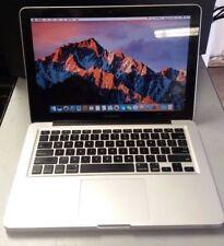 MacBook Pro 13''  Mid  2012  Intel Core i5  2.5GHz 4GB 500GB Hard Disk Drive ,