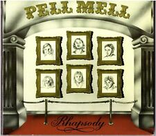 PELL MELL Rhapsody CD 1970s German Prog Rock – in Digipak