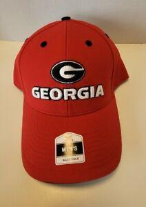 UNIVERSITY GEORGIA BALL CAP HAT NEW bulldogs