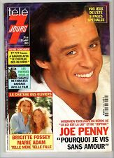 ►TELE 7 JOURS 1730 PENNY - RICHARD GRIECO - ISABELLE ADJANI - DOROTHEE - FOSSEY