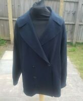 Allegri Vintage Coat Wool Jacket Made In Italy Mens Size XXL 2XL