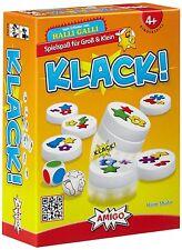 """Amigo 02765  Klack!  Auf die Plätze, fertig, """"Klack!""""  NEU OVP*"""