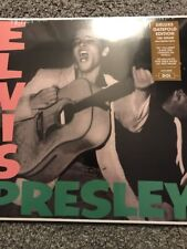 ELVIS PRESLEY 'SELF TITLED LP' NEW DELUXE GATEFOLD EDITION VINYL - BRAND NEW
