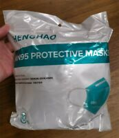 [20 PCS] KN95 Protective Face Mask,no N95,Non Medical Surgical Disposable Masks