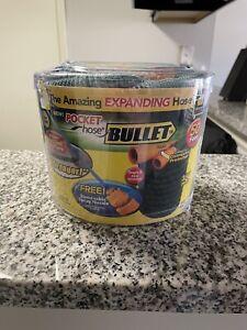 50 Ft Pocket Expanding Hose Bullet