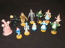 12 Wizard Of Oz, 1939 Loews Ren, 1966 Mgm 1987/88 Turner Classic Figures