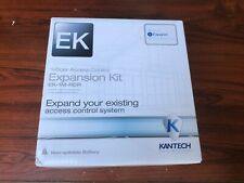 New in sealed Box Kantech Ek-1M-Rdr Access Control Expansion Kit,
