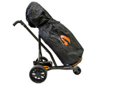 Golfstream Rain Cover suits most golf trolleys (I Middle)