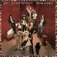 Reo Speedwagon - Nine Lives (NEW CD)
