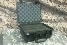 Pelican 1400 Camera and Accessory Case with New Custom Kaizen foam inserts.