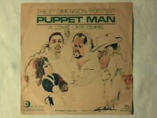 "5th DIMENSION Puppet man 7"" ITALY UNIQUE PICTURE SLEEVE"