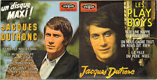 JACQUES DUTRONC LOT DE 2 X CD EP'S VOGUE