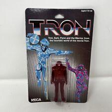 New listing Neca Tron Warrior Reissue 3.75 Figure - 2001 - 20th Anniversary - Moc Classic