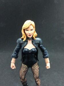 "Black Canary Custom Action Figure 6"" DC Collectibles Marvel Legends Figure"