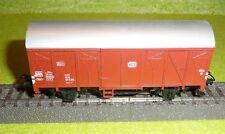 [37023] Märklin 4411, Güterwagen Grs-v 213, braun mit Schlußlicht, AC, H0