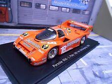 Porsche 956 K nurburgring 1986 #18 teatro win Jägermeister Brun limit Spark 1:43