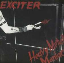 Exciter - Heavy Metal Maniac NEW CD