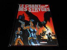 Corbeyran / Guerineau : Le chant des Stryges 4 : Expériences EO Delcourt 2000