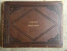 Darley's  Margaret- 1856- Compositions  In Outline-vintage