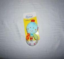 Babydream Baby Greifling mit Rassel Qualle Oktopus blau  NEU und OVP!