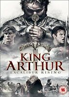 King Arthur - Excalibur Rising DVD (2017) Adam Byard ***NEW***