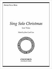 Sing Solo Christmas, Paperback- 2, 4, 5, 6; Case, John Carol, Other Collection