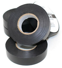 19mm x 33m BLACK ELECTRICAL PVC INSULATION / INSULATING  TAPE FLAME RETARDANT