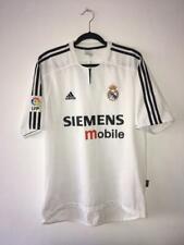 REAL MADRID 2003/2004 HOME FOOTBALL SHIRT CAMISETA FUTBOL SOCCER JERSEY ADIDAS