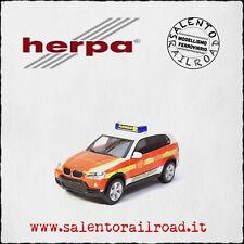 HERPA 090797 mezzo soccorso Tedesco: 112 BMW X5 - 1/87