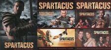 Spartacus Premium Packs Promo Card Lot 3 Cards P1 P1 and P2