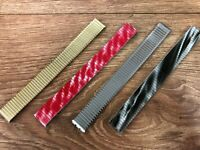 Rowi Fletch Expanding Watch Strap to suit Swatch standard size 17mm