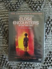 Close Encounters of the Third Kind (Dvd, 2002, Single Disc Version) New & Sealed