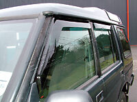 Discovery 1 and Range Rover Classic four door Wind Deflectors Set of 4  DA6070
