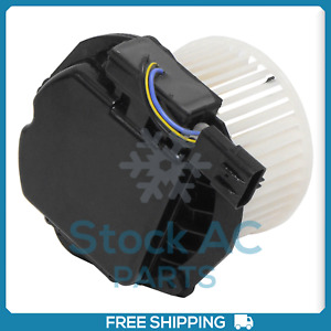 A/C Heater Blower Motor for Cadillac DeVille, Eldorado, Seville QU