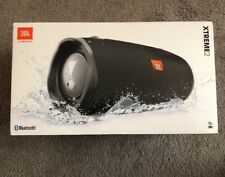 JBL Xtreme 2 Portable Bluetooth Waterproof Speaker (Black)