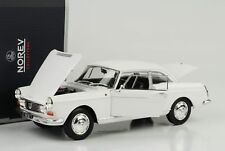 1967 Peugeot 404  Coupe Arosa weiss1:18 Norev 184831